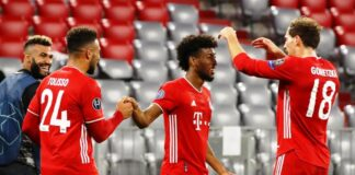 Bayern Múnich arrolló al Atlético - NDV