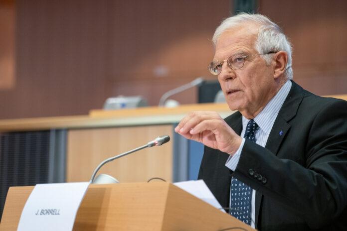 Borrell tiene el apoyo de la UE