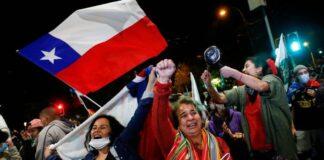 Chilenos aprobaron nueva constitución - ndv