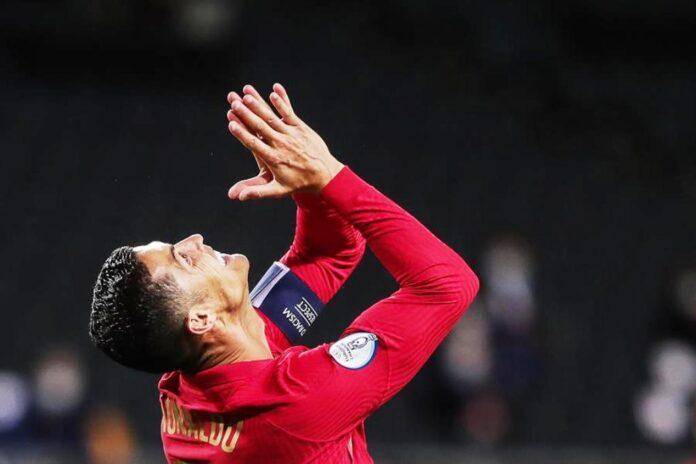 Cristiano Ronaldo dio positivo a covid-19 - NDV
