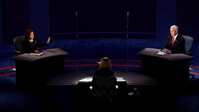 Debate de Pence y Harris - ndv