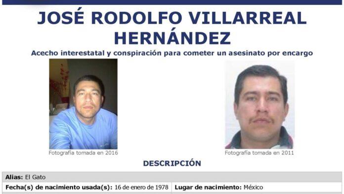 EEUU ofrece recompensa por Narcotraficante
