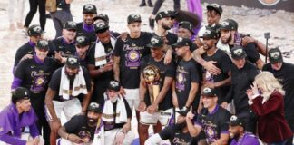 Lakers venció a Heat - NDV