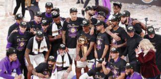 Lakers venció a Heat - NDV