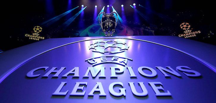 Liga de Campeones por Amazon