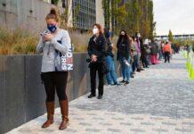 Más de 50 millones de estadounidenses han votado - NDV
