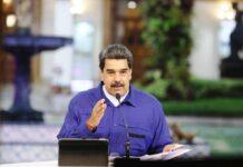Maduro denunció un ataque de Amuay - NDV
