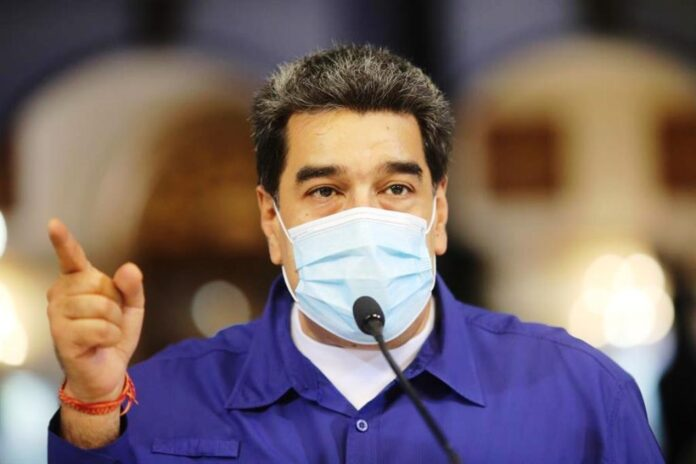Maduro dice que llegará vacuna china - NDV