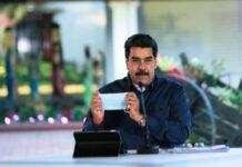 Maduro felicitó a Luis Arce - NDV