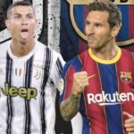 Cristiano y Messi desde el inicio - NDV