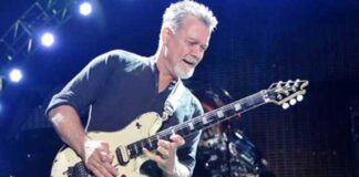 Muere Eddie Van Halen - NDV