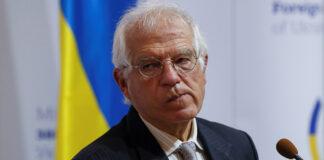 Oposición encargó a Borrell la misión - ndv
