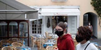 Repunte de coronavirus al norte de Italia