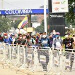 Retorno de venezolanos desde Colombia