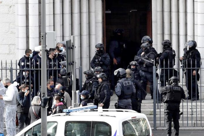 Terrorismo islámico volvió a atacar - NDV