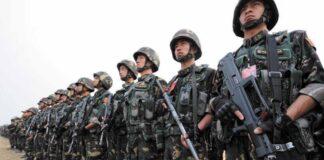 Tropas militares de China - Noticiero de Venezuela