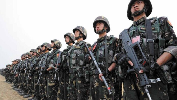 Tropas militares de China - Noticiero de Venezuela