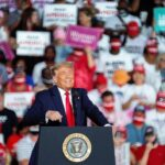 Trump dijo sentirse poderoso - NDV