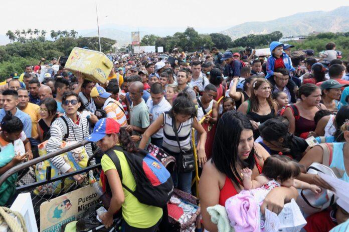 Venezolanos podrían regresar a Colombia
