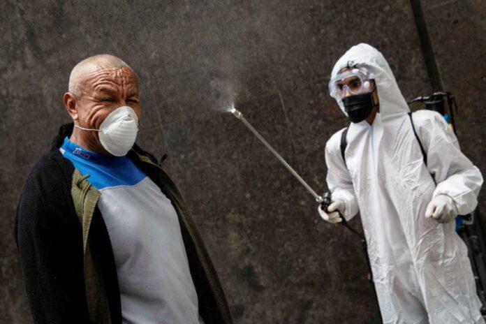 Venezuela acumuló 614 nuevos infectados - NDV
