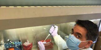 Virólogo venezolano en Nueva York - ndv1