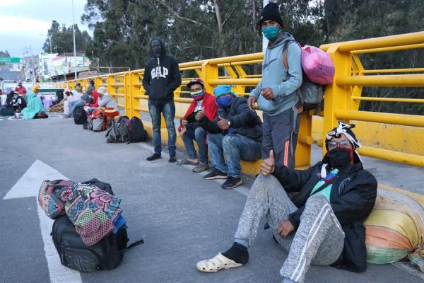 abusos en sitios para repatriados - ndv