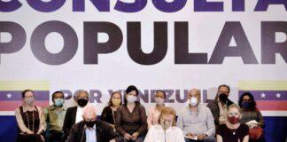 Oposición organiza consulta popular - NDV