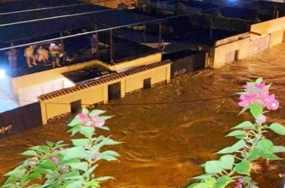 Municipios de Aragua amanecieron inundados - NDV