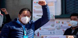 Luis Arce gana presidencia de Bolivia - NDV