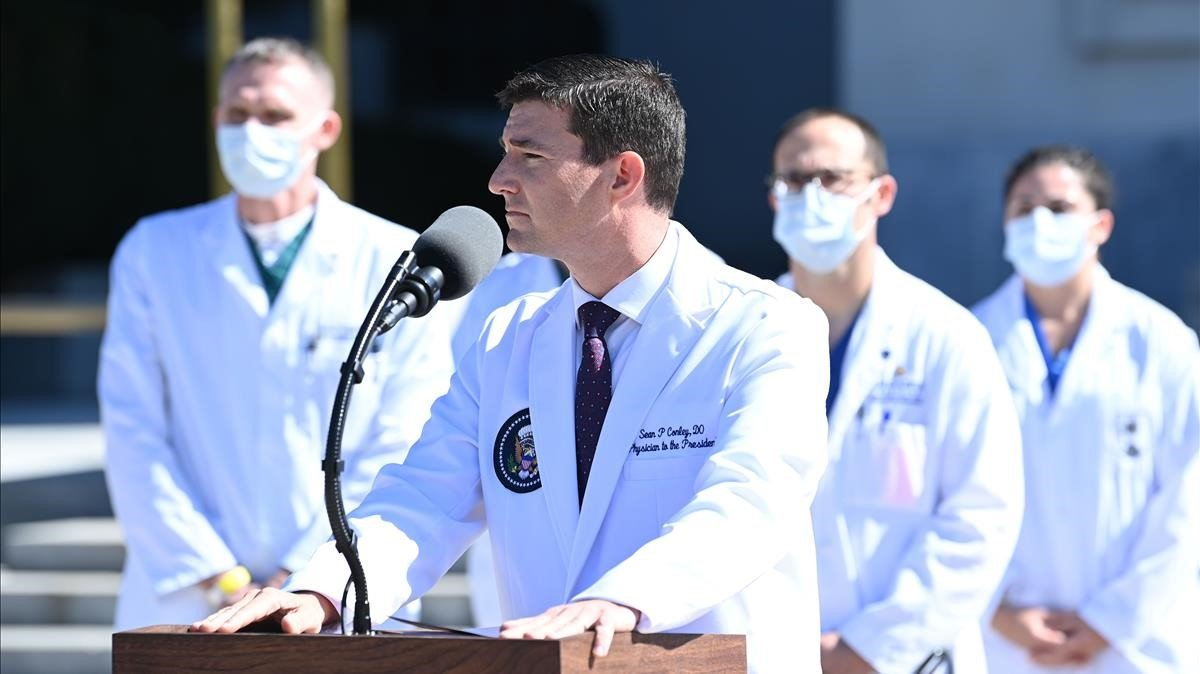 medicos de trump