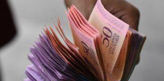 nuevo billete de 100.000 mil bolívares - ndv