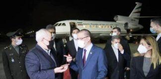 Canciller iraní visita a Venezuela - NDV