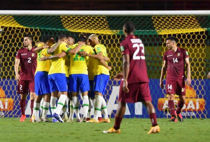 Brasil sigue con puntaje ideal - NDV