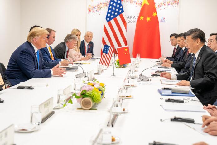 EEUU prohibió invertir en firmas chinas - NDV