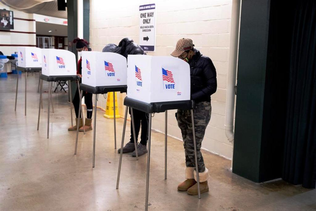 Elecciones en EEUU las más reñidas - NDV