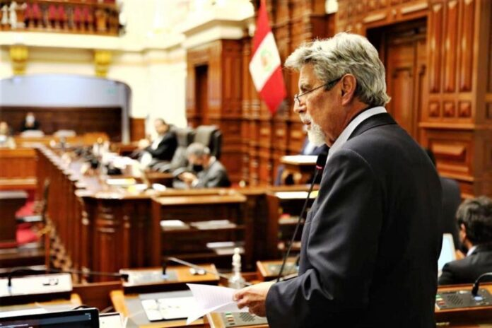 Francisco Sagasti será el presidente de Perú - NDV