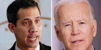 Guaidó felicita a Joe Biden - NDV