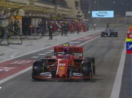 Hamilton arriba al GP de Baréin - NDV