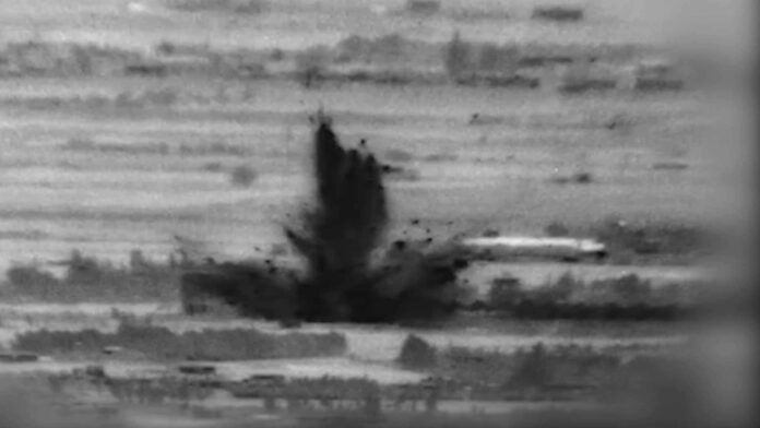 Israel lanza un ataque aéreo - Noticiero de Venezuela
