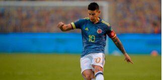 James Rodríguez desmintió rumores de peleas - NDV