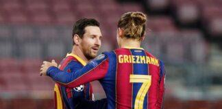 Koeman niega problemas de Messi y Griezmann - NDV