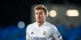 Kroos critica a la Fifa - NDV