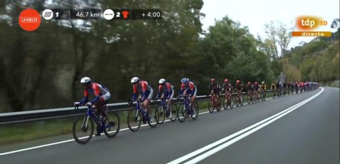 La Vuelta a España - NDV