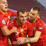 Macedonia clasificó para la Eurocopa - NDV