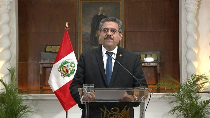 Manuel Merino renuncia - ndv