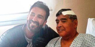 Maradona fue dado de alta - NDV