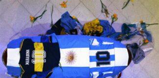 Maradona será enterrado este jueves - NDV