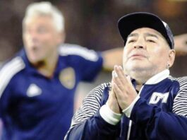 Falleció Diego Maradona - NDV