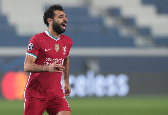 Mohamed Salah positivo por coronavirus - NDV