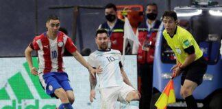 Paraguay empató en Argentina - NDV
